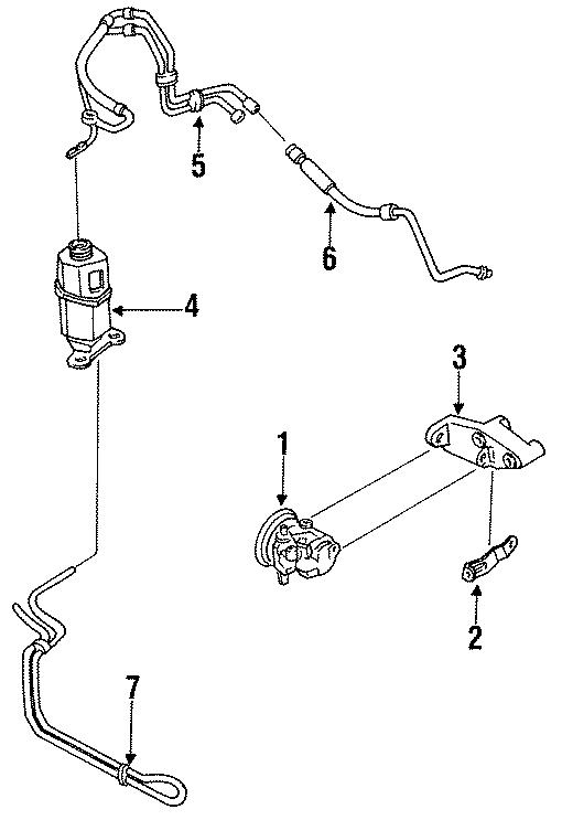91 Mazda 323 Motor Mount Diagrams
