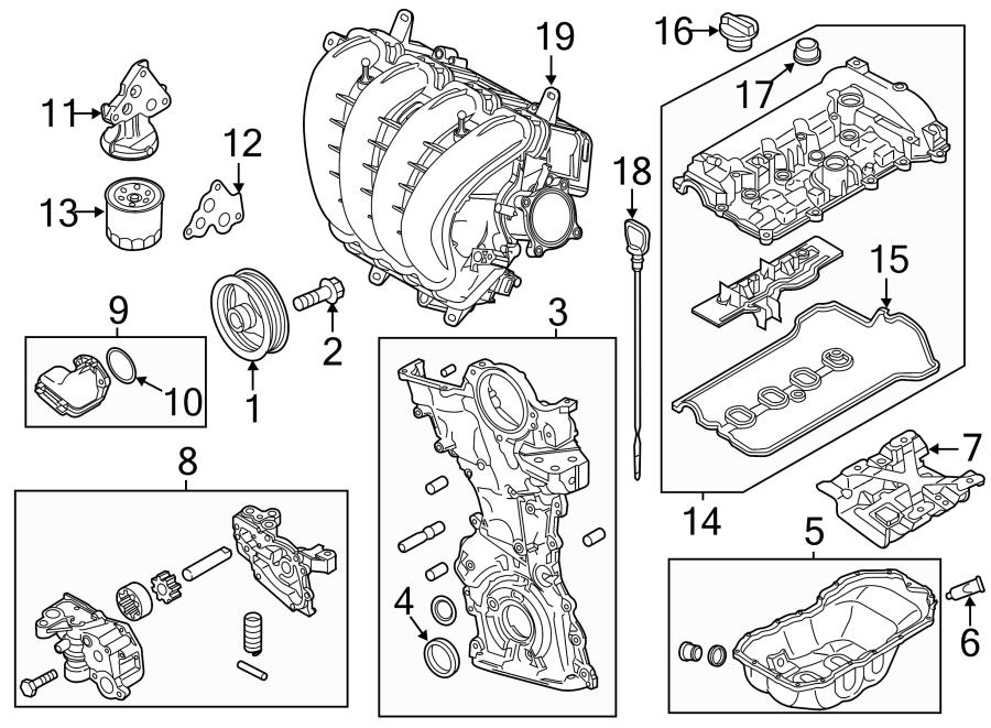 Mazda 3 Engine Oil Dipstick  2 0 Liter W  Skyactiv