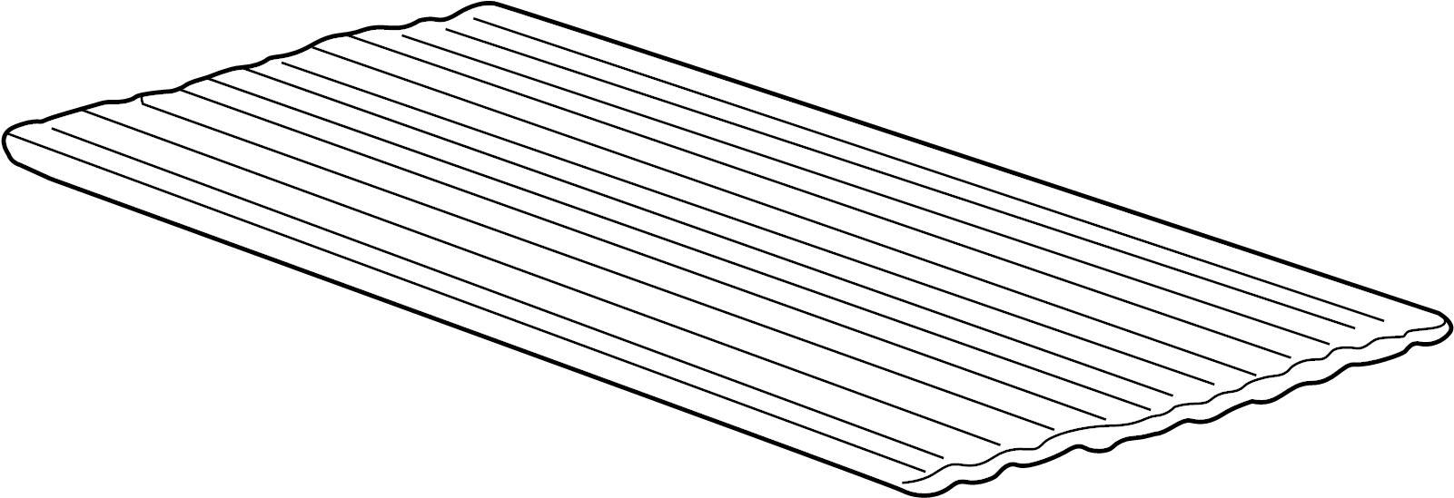 Mazda B2500 Truck Bed Floor  6 Foot Bed  Box  Pick  Rear  Components  Body