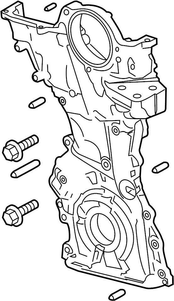 Mazda 3 Engine Timing Cover  Deactivation  Cyl  Wcyl
